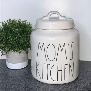 Rae Dunn Mom's Kitchen